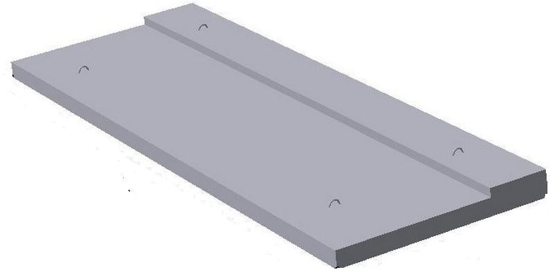 Купить пб 32-5а балконные плиты цена c доставкой.